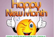 100 Happy New Month Messages for July 2021
