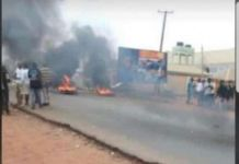BREAKING!!! Wahala In Osun State As Suspected 'Yahoo Boys' Protest – Their Reason Will Shock You