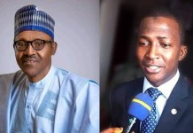 BREAKING: President Buhari Nominates 40-year-old, Abdulrasheed Bawa As New EFCC Chairman