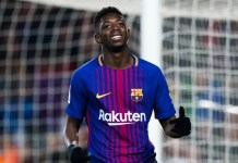 Champions League: Dembele names favourite club to win trophy this year