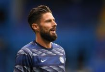 Olivier Giroud Is Expected To Lead The Line For Chelsea When They Face Southampton At St Mary's