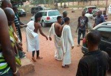ritual in Edo