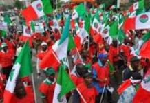 Minimum wage: NLC declares strike in Imo, Rivers, Osun, 15 others