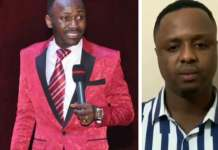 Mike Davids apologises to Apostle Suleman after accusing him of adultery