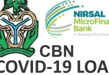 Breaking : NMFB Sends New Directive To TCF And AGSMEIS Loan Applicants