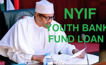 NYIF Application Form 2021/2022 : registration portal commence for NYIF Loan Programme at nyif-nmfb-com-ng. Apply Here