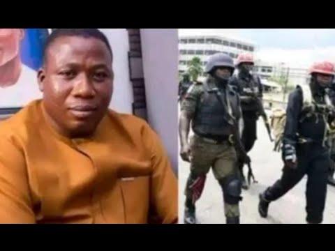 Sunday Igboho defeats Malami, DSS in Court