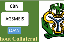 Apply for CBN's N50bn COVID-19 Loans April 2021