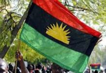 Gunmen invade bank, hoist Biafra flag hours after IPOB implicated DSS