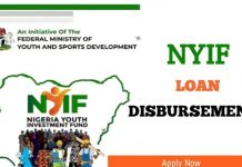 Breaking : FG Clears Doubt on NYIF Loan Disbursement