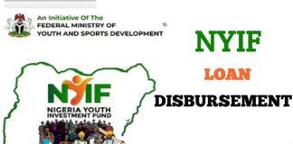 Breaking : FG Clears Doubt on NYIF Loan Disbursement
