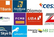 Complete List of all Bank Transfer Codes in Nigeria