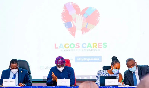FG launch $20M Lagos COVID-19 Recovery support for poor and vulnerable households - Apply Now