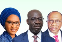 Calls for sack of Finance Minister, Zainab Ahmed Fires Up as CBN admits printing 60bn