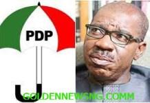 Edo: Obaseki VS PDP - See Latest News