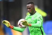 BREAKING: Edouard Mendy becomes first African goalkeeper to win Champions League