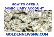 How to open a domiciliary account in Nigeria 2021