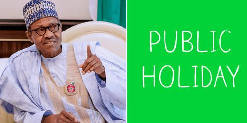 FG Declares Two Day Public Holiday for Eid-el-Kabir celebration