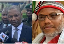 Full Details of Malami's Petition Against Nnamdi Kanu