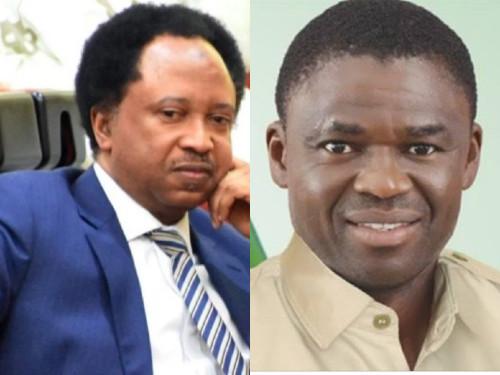 Senator Shehu Sani Descends On Edo Deputy Gov, Shuaibu See Why