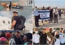 Jewish Sefer Torah Arrives Nigeria From Israel