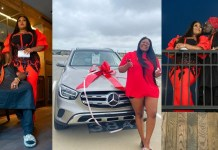 Slizzy E Gifts His Fiancée Benz SUV Accepting For His 'Agbero Character' [Video]
