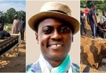 Sound Sultan Buried Amid Tears In United States