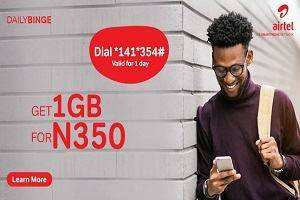 How To Get AIRTEL 200 for 1GB, 2GB for 500, 4GB for 1000 - Airtel Codes 2021