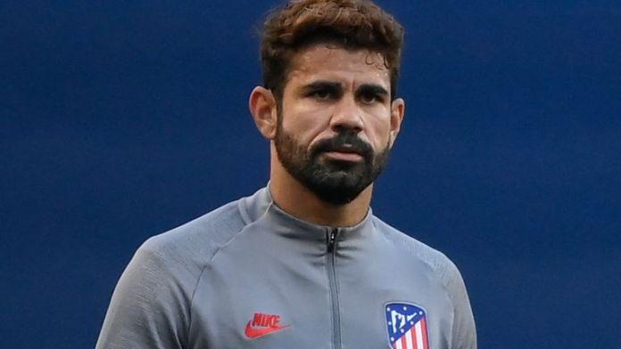 Diego Costa closes in on Atletico Mineiro move