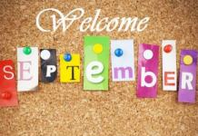 Happy New Month Wishes And Messages September 2021
