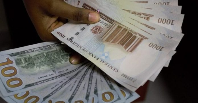 Dollar To Naira Exchange Rate Today 14 October 2021 (Black Market Rate)