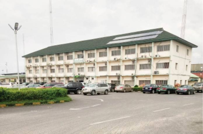 Nigerian Ports Authority Headquarters Abuja is On Fire Again