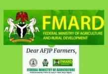 FG Starts Disbursement Of AFJP Farmers Fertilizer Subsidy Grant