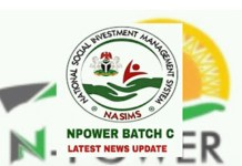 NPower News Today October 2021- Physical Verification, Npower Stipend Update, NASIMS Deployment for Batch C