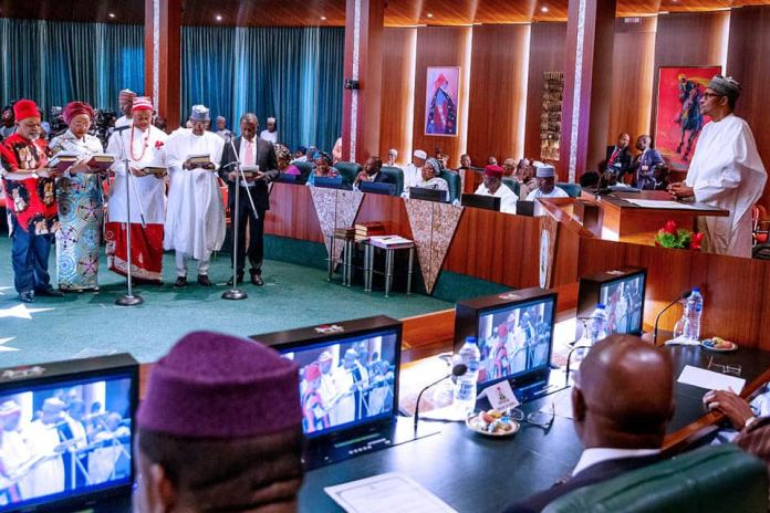 More Ministers To Be Sacked: complete List of Ministries Accused of Sabotaging Buhari's Efforts Emerges