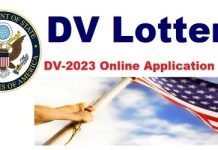 How To Apply For US Diversity Visa 2023 Lottery, Work Abroad
