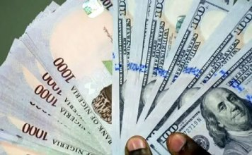 Dollar To Naira Exchange Rate Today 17 October 2021 (Black Market Rate)