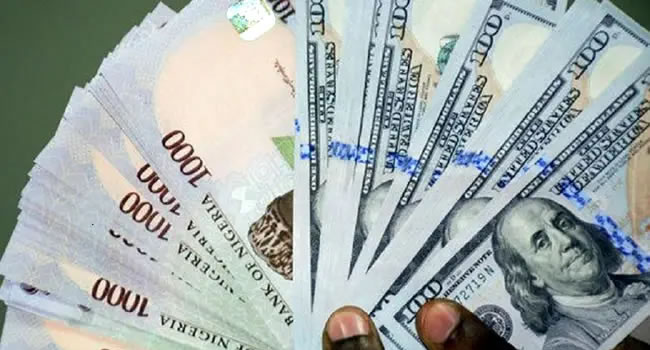 Black Market Exchange Rate Of Dollar To Naira Today 22 October 2021