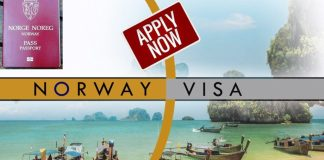 Norway Visa Lottery Online Registration Form Is Out – Apply Now