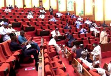 Breaking : Senate Passes 2022 Budget For Second Reading