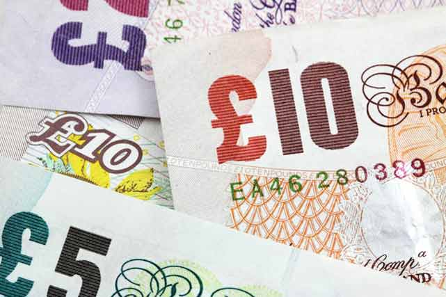 Pounds to Naira black market today 12 October 2021