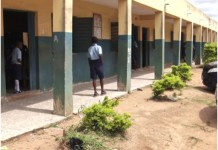Angry Father Storms School With Thugs, Attack Teacher Who Beat His Daughter (See Photo)
