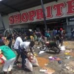 NEWS UPDATE :- Checkout List Of Properties Destroyed By Hoodlums In Lagos State( See Photos and Videos).