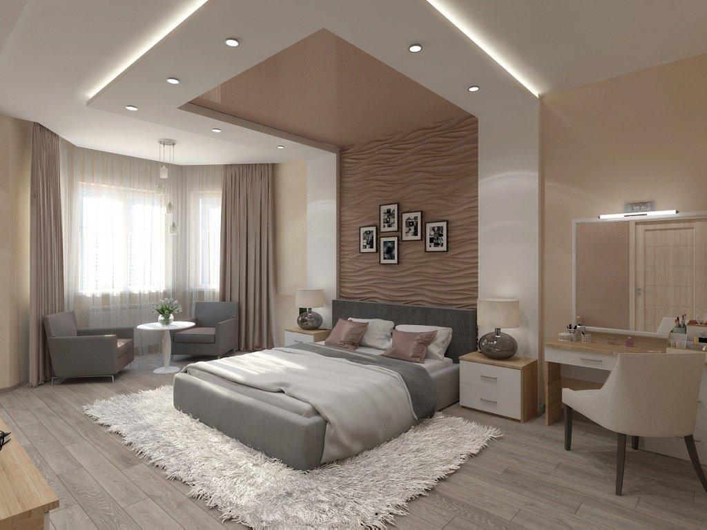 спальня дизайн фото в современном стиле 7