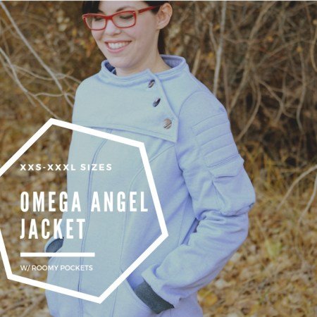 omega angel jacket