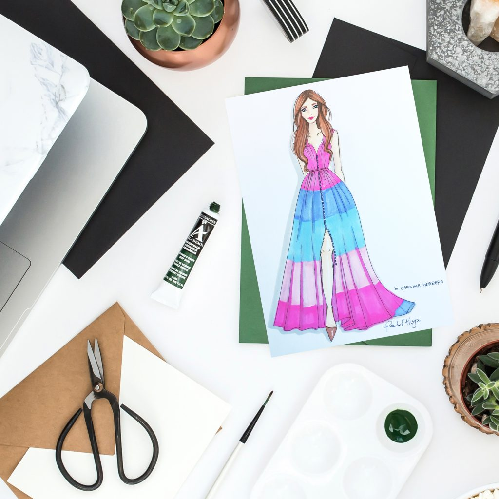 fashion design illustration bootcamp