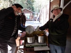 SOCIAL: Soup Tasting & Hot Dogs @ Goldstream Regional Park | Langford | British Columbia | Canada