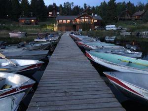 FISHOUT: Roche Lake @ Roche Lake Resort   Kamloops   British Columbia   Canada