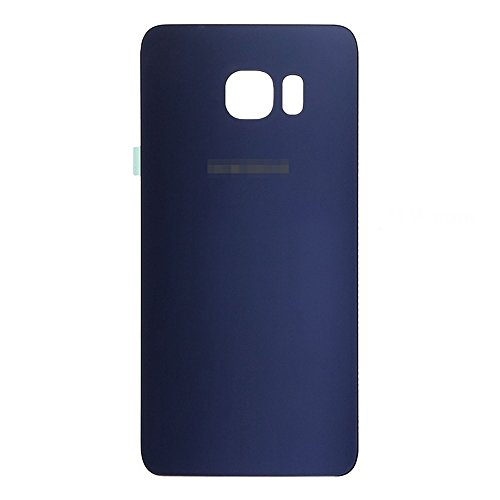 designer fashion 60443 31eeb Samsung Galaxy S6 Edge Battery Cover Glass Blue - goldentech.ie
