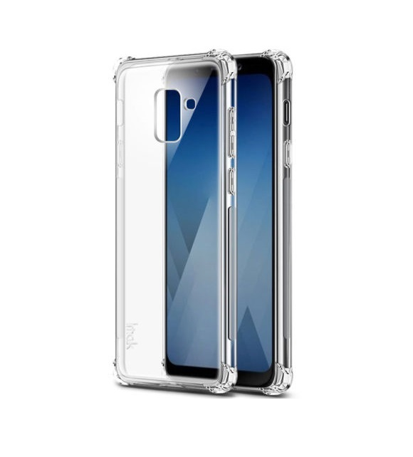 huge selection of d2649 6a61e Samsung Galaxy A8 2018 Case Cover Clear ShockProof - goldentech.ie